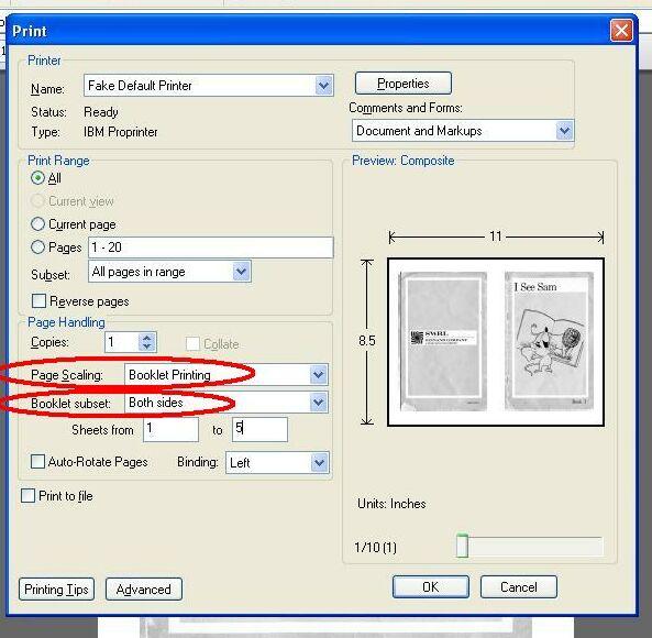 how do i print to pdf